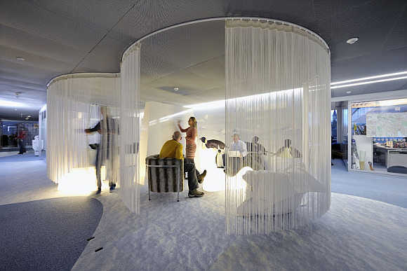 amazing photos of googles office in switzerland amazing small office
