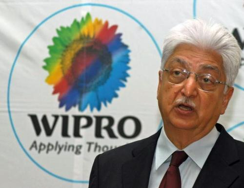 Azim Premji. FM referred to Wipro chief while announcing surcharge on super rich.