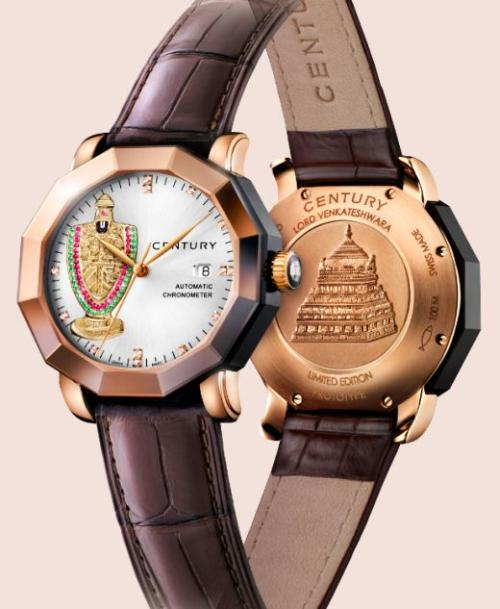 A 'divine' timepiece for Rs 27 lakh