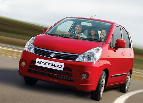 Estilo. Maruti may discontinue this model.