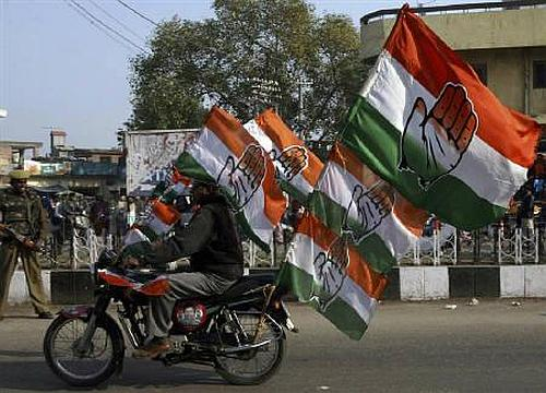The UPA faces a struggle for re-election in polls due by May, 2014 becaue of corruption scandals and economic slowdown.