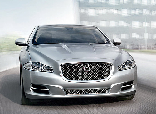 Jaguar XJ Ultimate.