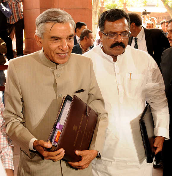 Rail Budget 2013: A behind-the-scene look