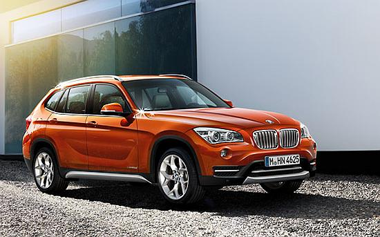 BMW X1.