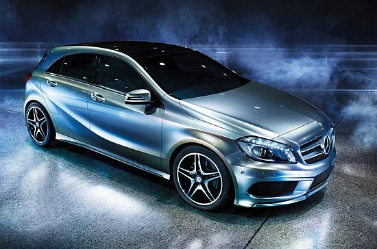 Mercedes A Class.