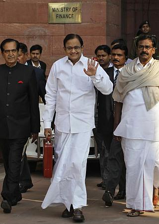 How Chidambaram reined in fiscal deficit