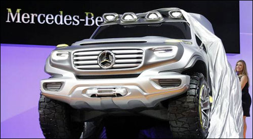 Mercedes-Benz India to raise prices by 1-3%
