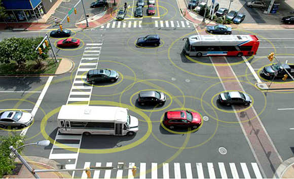 A connected car is a car that is equipped with Internet access.