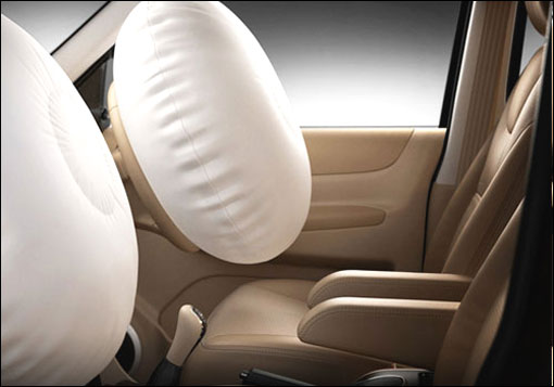 Interiors of Safari Storme