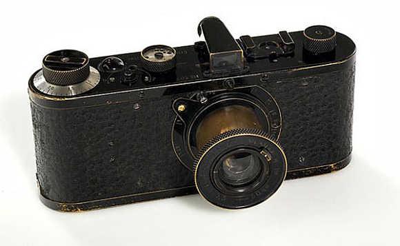 Leica 0-Serie Nr.107.