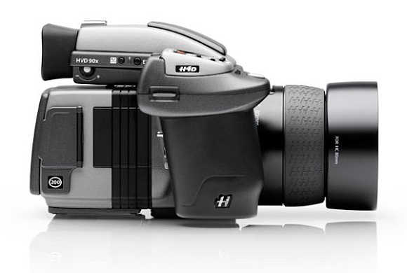 Hasselblad H4D-200MS Digital Camera.