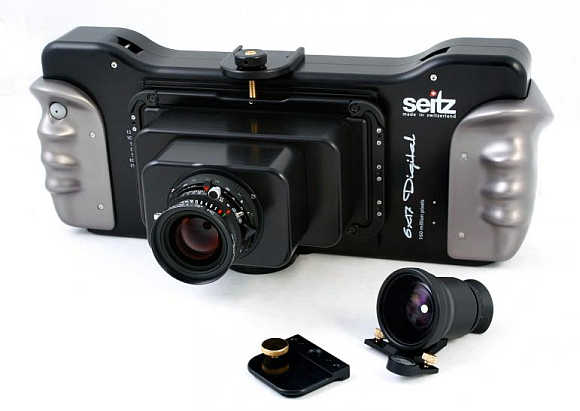 Seitz 6 17 Digital Panoramic Camera.