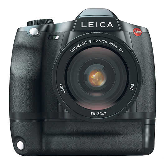 Leica S2-P Camera.