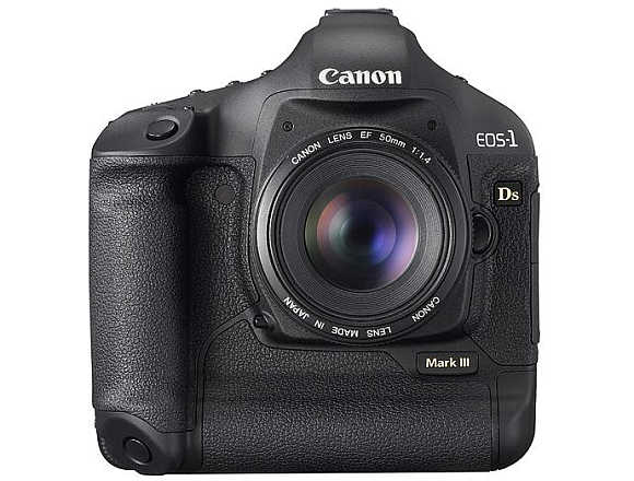 Canon EOS-1Ds Mark III SLR Digital Camera.