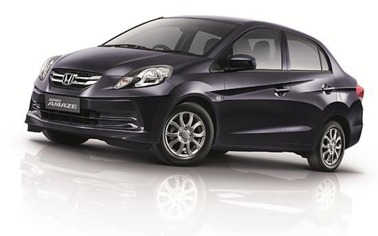Honda Brio Amaze.