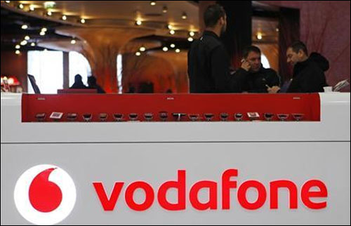Vodafone gets reminder on Rs 11,000 cr tax dues