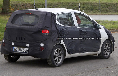 What will the NextGen Hyundai i10 be like?