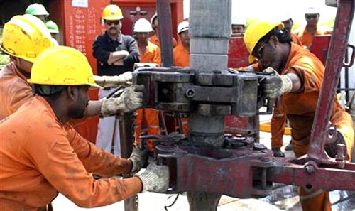 Oil & gas sector worth a short-term trade