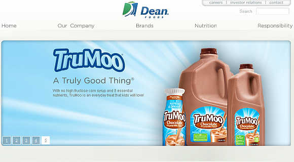 Dean Foods.