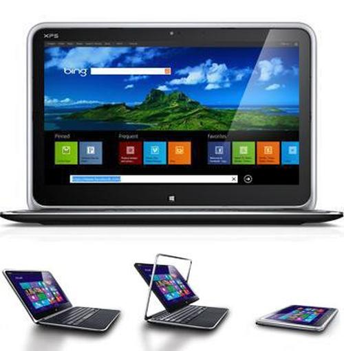 XPS 12 Convertible Ultrabook.