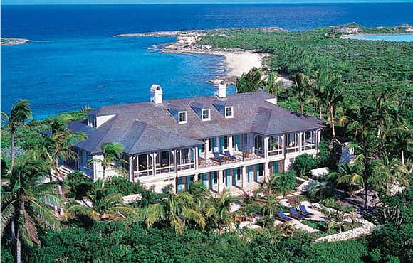 Musha Cay.