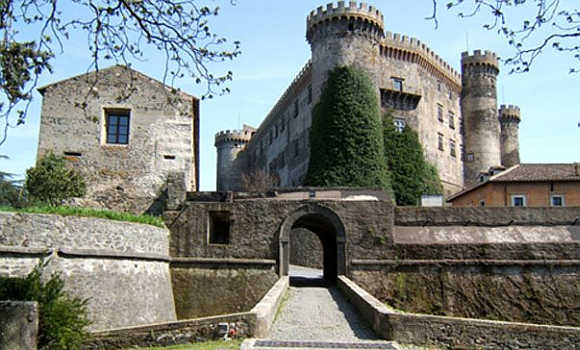 Odescalchi Castle.