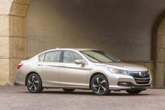 Honda Accord Hybrid.