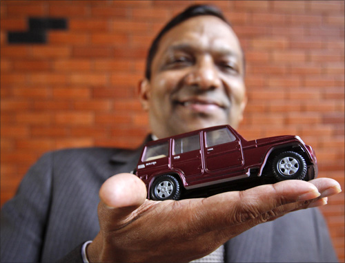 Pawan Goenka, president of automotive and farm equipment sectors at Mahindra & Mahindra.