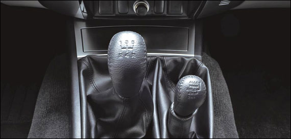 5-speed manual transmission.