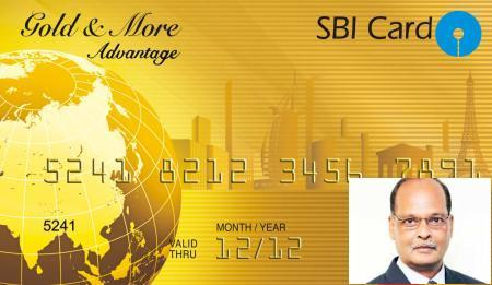 SBI Cards CEO Pallav Mohapatra in the inset.