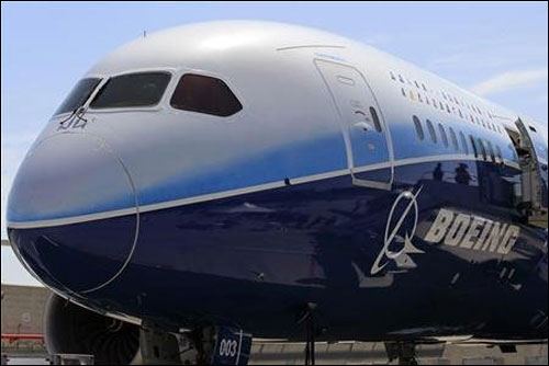Two Boeing 787 incidents raise concerns about jet