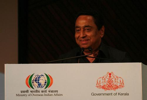 Urban Development Minister Kamal Nath.