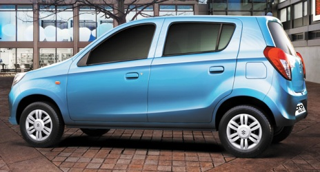 Maruti Alto 800.