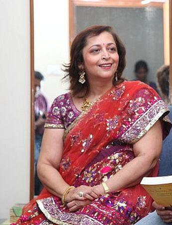 Piramal Enterprises' vice-chairman Swati Piramal.