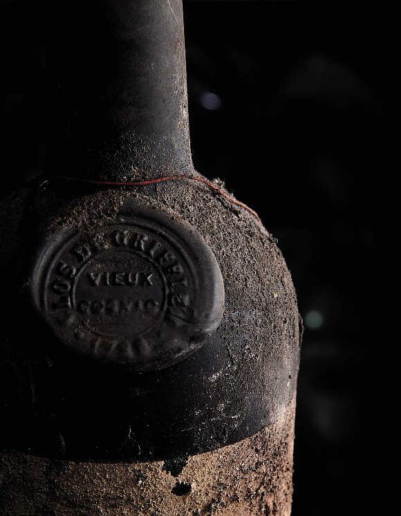 Clos de Griffier Vieux Cognac.