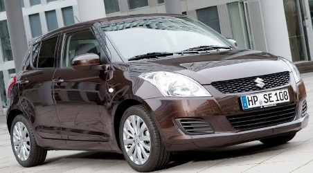 Suzuki Swift Xtra.