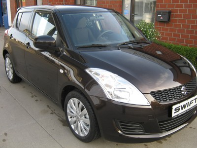 Suzuki Swift.