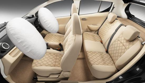 Interiors of Maruti A Star