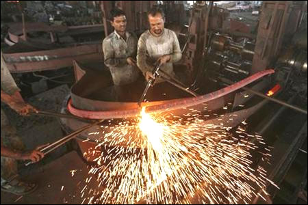 Nov industrial output contracts 0.1%
