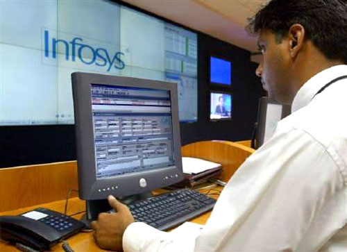 Infosys' onsite staff to get 2-3% raise