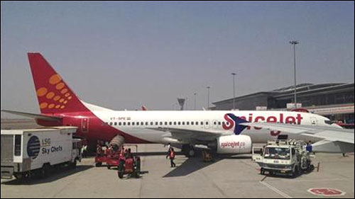Spicejet bounces back; posts Rs 102 cr profit