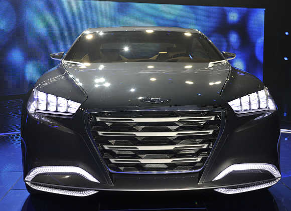 Mind-blowing cars at the Detroit Auto Show