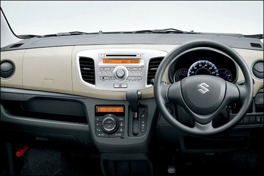 2013 maruti wagon r better looks and improved mileage business. Black Bedroom Furniture Sets. Home Design Ideas