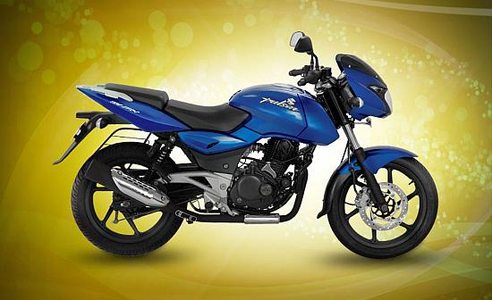 Bajaj Pulsar 180 DTS-i. In two-wheeler segment, Indians have lost market share to their Japanese rivals.