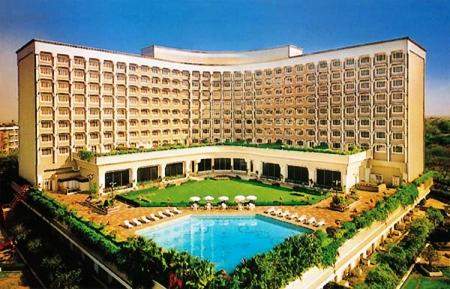 Taj Palace Hotel.