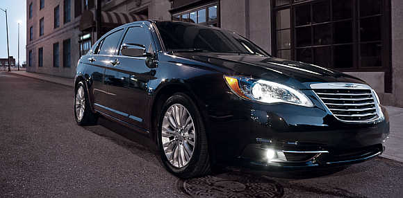Chrysler 2013 200 LX.