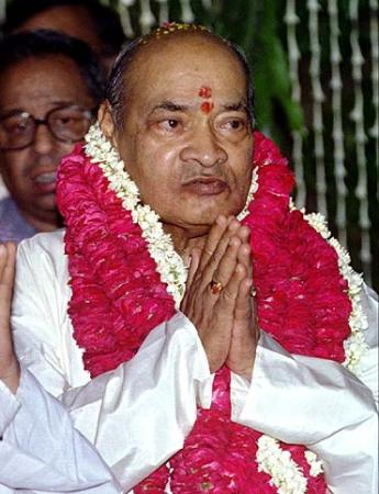 P V Narasimha Rao was India's prime minister from 1991 to 1996.