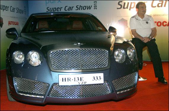 Super Car Show 2013 all set to take off