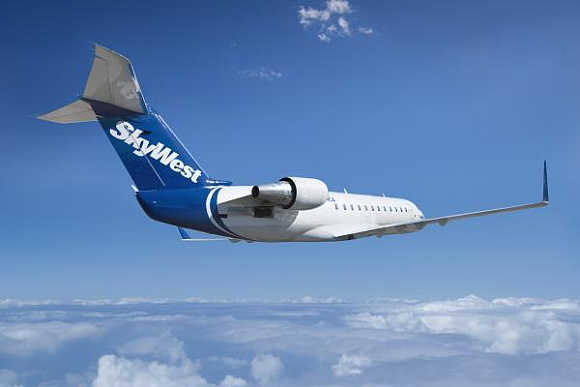 SkyWest Airlines.
