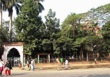 Bahadur Shah Park, Sadarghat, Dhaka.